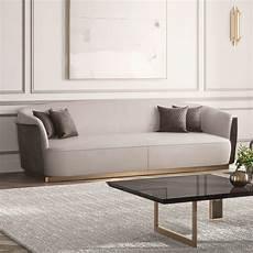 Contemporary Italian Nubuck Sofa