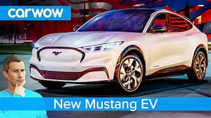 ALL NEW Ford Mustang EV 2020  See What The Famous Muscle