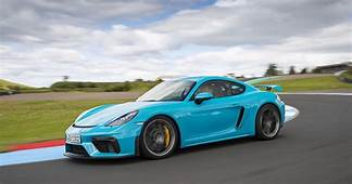 2020 Porsche 718 Cayman GT4 First Drive Review A Standout