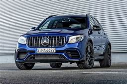 2018 Mercedes AMG GLC63 S First Drive Review  Digital Trends