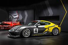 Official 2016 Porsche Cayman Gt4 Clubsport Gtspirit