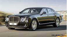 Bentley Mulsanne Speed Is New For 2015 With 811 Pound