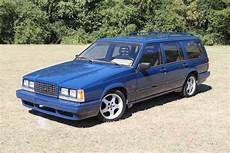 Daily Turismo 5k 1986 Volvo 740 Wagon With Lt1 T56