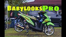 Modifikasi Beat Esp by Modifikasi Honda Beat Esp Babylook Pro