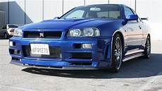 Nissan Gtr Fast And Furious - fast and furious nissan gt r replica sells on ebay for 30k