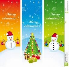 merry christmas vertical banners ii stock vector illustration of season green 34819406