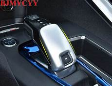 Bjmycyy Fit For 2017 Peugeot 3008 Accessories Interior