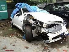 JAGUAR XF LATEST CAR ACCIDENT INDIA 2017  YouTube