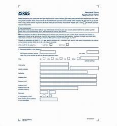 5 loan application form templates pdf free premium