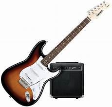start guitar fender starcaster start electric guitar starter pack sunburst gooononoanoeraa