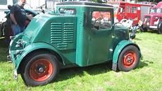 Start Einer Oldtimer Primus Zugmaschine Oldtimermarkt