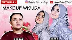 Tutorial Make Up Wisuda