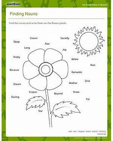 finding nouns elementary english worksheet worksheets pinterest worksheets english and