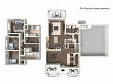 fort wainwright housing floor plans fort hood family housing two three four five bedroom