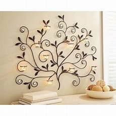 better homes and gardens tree votive sconce oil rubbed bronze walmart com