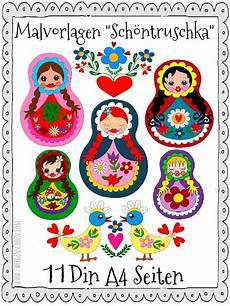 Malvorlagen A4 Malvorlagen Din A4 Matruschka Zwergenschoen Russian Doll