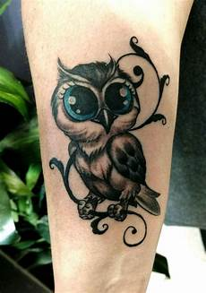 70 best baby owl tattoo designs ideas with meanings