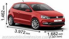 Volkswagen Polo 2014 Dimensions Boot Space And Interior