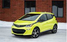 chevrolet bolt ev 2020 rating review and price car