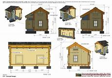 dog house plans insulated dh303 insulated dog house plans dog house design how
