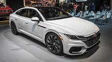 Vw To Offer 2019 Arteon In R Line Package Autoblog