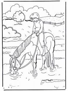 Pferde Ausmalbilder Ostwind Paard In Water Kleurplaten Paarden