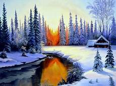 Winter Dreams Winter Nature Background Wallpapers On