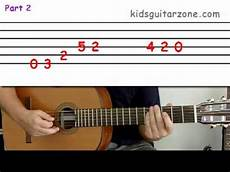 Guitar Lesson 4b Beginner Beat It On Three Strings