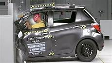 Worst Crash Test by Worst Performing Most Minicars Fail New Frontal Crash Test