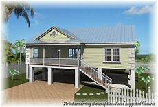 stilt house plans homes house stilts home design software key west style