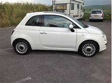 fiat 500 lounge edition 1 2 2014 service history and