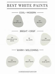 best white paint colors part 2 curio design studio