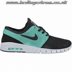cheap nike sb stefan janoski max suede shoes black light