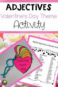 s day adjectives worksheets 20304 s day activity adjectives adjectives activities adjectives valentines day activities