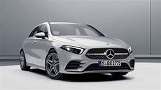 See The New Mercedes A Class In Basic Spec Hubcaps Included