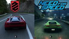 need for speed 2015 vs driveclub ps4 graphics 458 570s