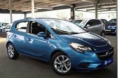 Opel Corsa 2018 - 2018 opel corsa 1 0t enjoy hatchback petrol fwd