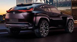New Lexus UX Crossover Concept Officially Announced For Paris