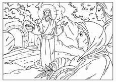 malvorlage auferstehung jesus ausmalbild 25921