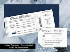 diy printable wedding boarding pass luggage tag template 2595388 weddbook