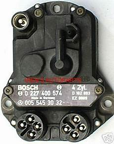 electronic stability control 1986 mercedes benz w201 free book repair manuals 87 88 mercedes benz ignition control module 0055453032 005 545 30 32 ebay