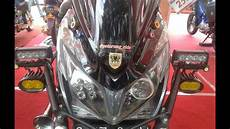 Modifikasi Motor Matic Touring by Modifikasi Motor Matic Touring Style Vario 125 Kontes