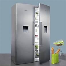 siemens ks36wpi30 gs36dpi20 side by side fridge freezer