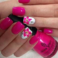hot pink nails pictures photos and images for facebook