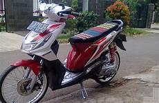 Beat Lama Modif by 20 Gambar Modifikasi Motor Honda Beat Standar Kumpulan