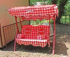 coca cola swing coca cola patio swing estate sale wichita ks hosted