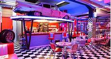 American Diner Einrichtung - a free meal at the restaurant 1950 american diner thanks
