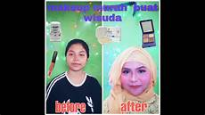 Tutorial Makeup Wisuda Part 1 Simple Murah