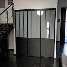 porte de placard style atelier portes de placard coulissantes pivotantes ou pliantes kazed
