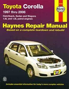 old cars and repair manuals free 2006 toyota tundra electronic throttle control haynes workshop manual toyota corolla 1997 2006 ae101 zze122 new service repair